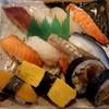 ぎふ初寿司 - 料理写真:大盛りランチ(1100円+税)  赤だしと、茶碗蒸しも付きます。