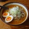横浜らーめん 吉田家 - 料理写真:札幌味噌らーめん+味玉