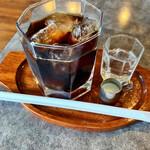 カフェ・ケストナー - ドリンク写真:本格アイスコーヒー
