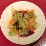 サライ - 【'12/05/17撮影】ケバブランチ 900円 のサラダ