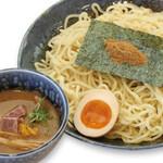 大志軒 - 季節限定「濃厚魚介つけ麺」