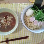 イノショウ - 辛辛魚つけ麺