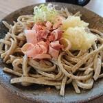 そば蔵 谷川 - おろしそば(720円)