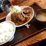 豚さん食堂 -