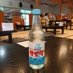 子宝の湯 - 郡上八幡天然水サイダー(220円)