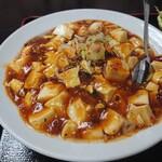 中華料理 梧桐 - 【2020.5.31(日)】セットの麻婆飯