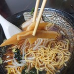 中華料理 梧桐 - 【2020.5.31(日)】醬油ラーメのメンマ