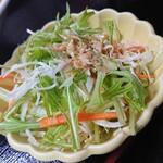 中華料理 梧桐 - 【2020.5.31(日)】セットの野菜サラダ