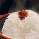 杉田家 - 炊きたてごはんに豆板醤
