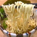 上野 戸みら伊本舗 - 麺 2020.5.21
