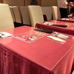 サライ - 【'12/05/17撮影】店内のテーブル席の風景です