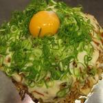 田の久 - スペシャルにチーズトッピングで♪