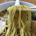 石狩亭 - もっちり中太麺