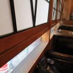 130883606 - 座席の下の小窓がいいかんじ