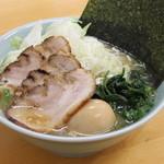 じぇんとる麺 - 料理写真:じぇんとる麺一押しは絶対これ!その名も『じぇんとる麺』ですww