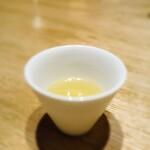 焼き鳥 瀧口 - 鶏のコンソメスープ♪