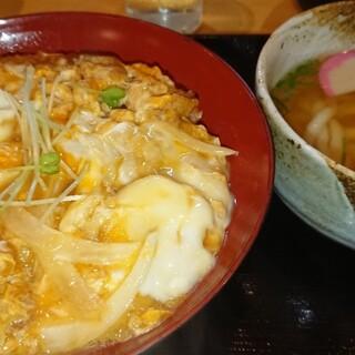 明豊うどん - 料理写真: