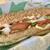 サブウェイ - 料理写真:「7品目のとびきりエビたま」490円也。