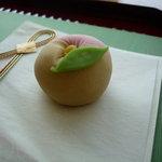 キーウエスト - ☆この和菓子はなんて言うのかなぁ~☆
