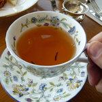 キーウエスト - ☆この景色の前でのお茶はゆったり気分を十二分に味わえますね☆