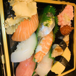 ジャンボおしどり寿司 -