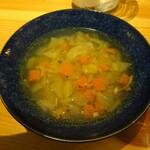 BISTRO 222 - スープ