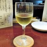 酒肴商店 アジト - 白ワイン