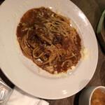 ダンチキンダン - 自家製トロトロ牛煮込みのボロネーゼ