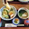 Ginzan - 料理写真:天丼セット