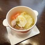 Chuugokuryouritambo - 牛バラと野菜のスープ