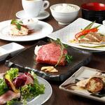 鉄板Diner JAKEN - ランチロースコース