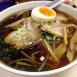 中華&洋食 コタン - チャーシューメン
