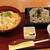 蕎菜 - 料理写真:カツ丼セット 1,100円