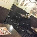 紅とん - 201205 紅とん 店内①.jpg