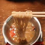 らーめん 極 - 麺リフト