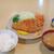 とんかつ 大清 - 料理写真:とんかつ定食 1000円