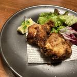 肉と魚の寿司 yokaichi - 鰹出汁と塩麹の唐揚げ