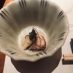 蔵鵡 - お通し(380円)