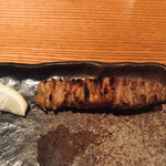 蔵鵡 - 皮焼(200円)