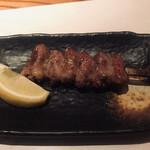 蔵鵡 - 若鶏ハツ(180円)