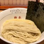神田 勝本 - つけ麺