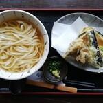 うどん屋  開都 - 野菜天ぷらうどん 930円→1023円(税込)
