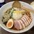味の太源 - 料理写真:「鴨みぞれ冷やしらーめん」840円也。税込。