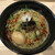 拉麺 大公 - 料理写真:担々麺(930円)+半熟煮玉子(120円)