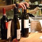料理店 Caiotto - 豊富なワイン・・・