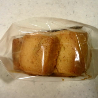 マリーレン - 料理写真:バターたっぷりの胡桃クッキ
