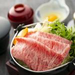 和蔵義 - すきやき小鍋