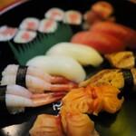 ひょうたん寿司 - お好み