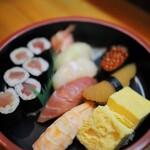 ひょうたん寿司 - 上寿司