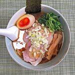 らぁ麺 飯田商店 - 「友情しょうゆらぁ麺」